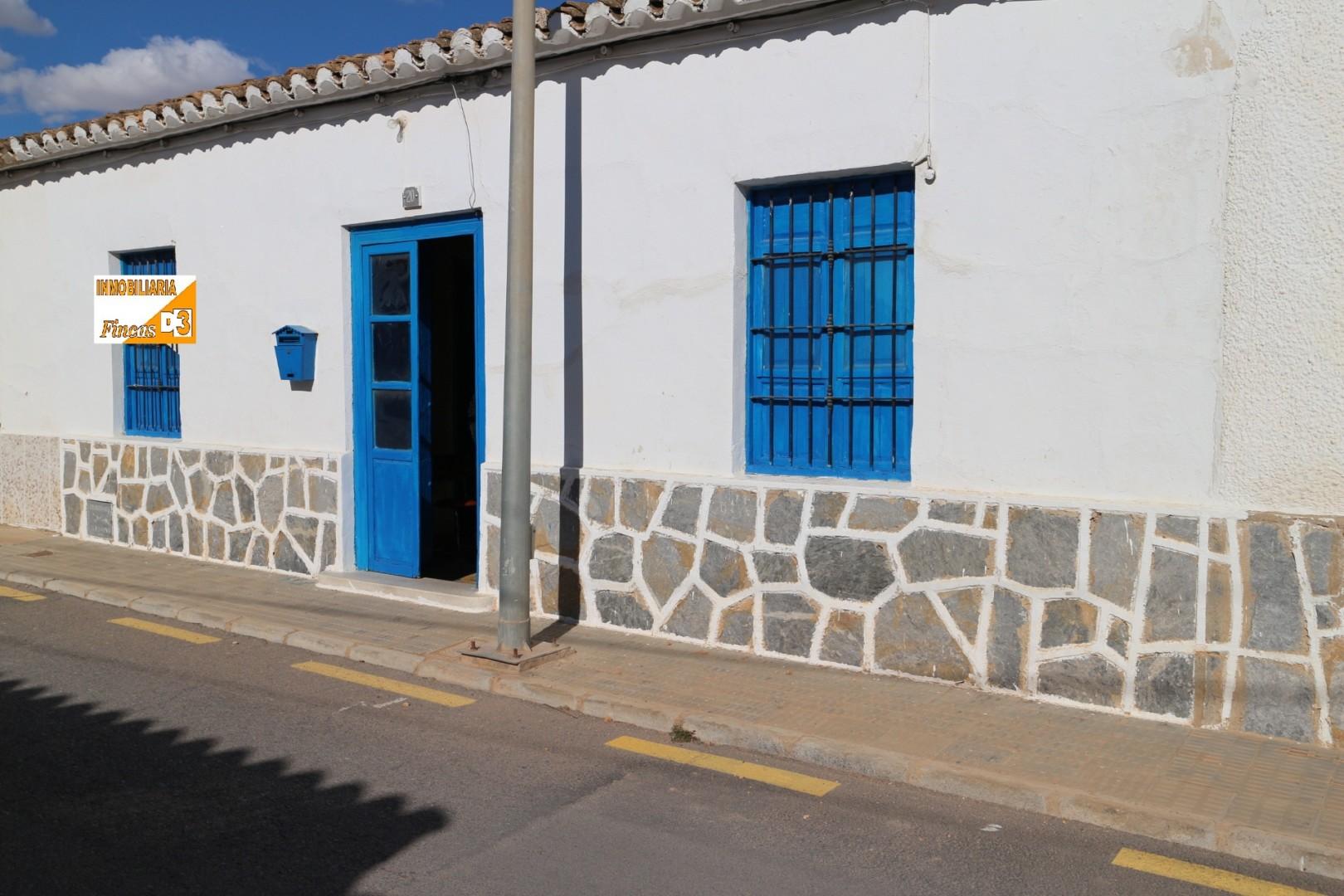 Casa en Planta Baja con 1234 metros cuadrado de terreno
