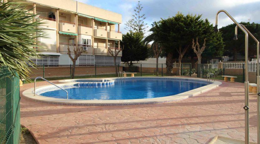 Piscina Edificio Alicante I