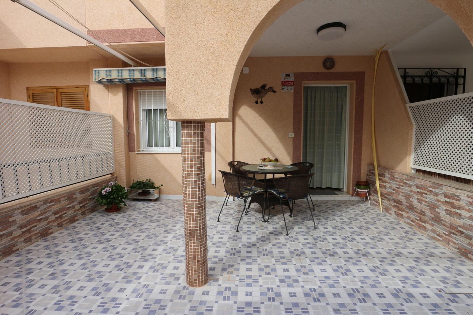 Fantástico duplex con terraza privada y solarium.
